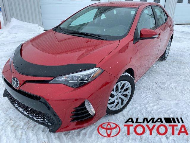 Toyota Corolla SE, BAS KILO, INSPECTÉ, BANC CHAUFFANT 2018