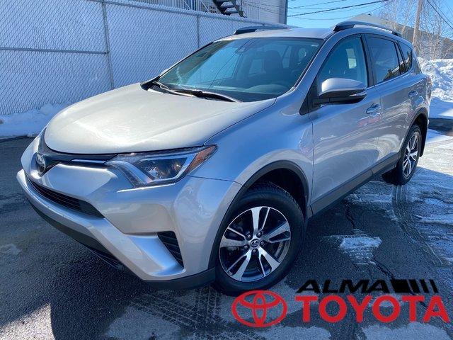 Toyota RAV4 LE, AWD, BANC CHAUFFANT, TOYOTA SAFETY SENSE 2018