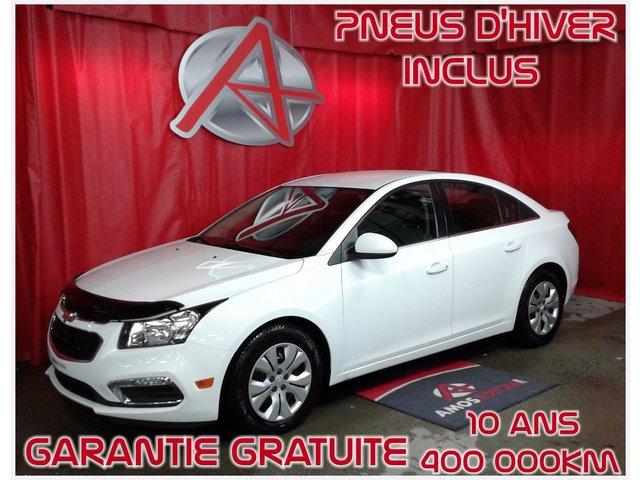 Chevrolet Cruze *PNEUS HIVER INCLUS* 2016