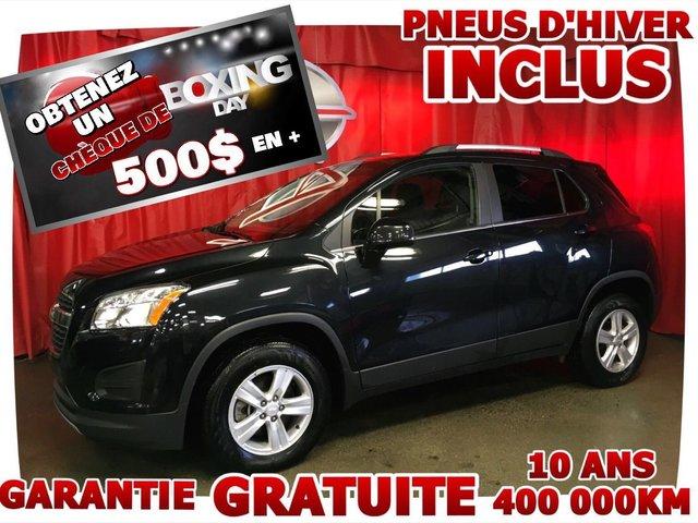 Chevrolet Trax * AWD * PNEUS D'HIVER INCLUS * 2015