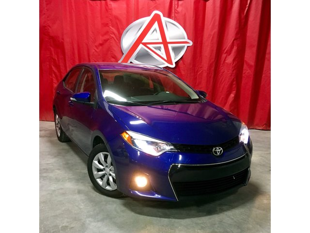 Toyota Corolla S * PNEUS HIVER INCLUS * 2014