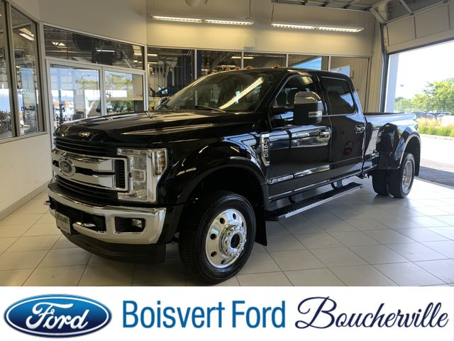 Ford Super Duty F-450 DRW FX4 XLT DOUBLE ROUE 2019