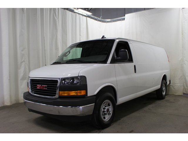 Gmc Savana Cargo Van ALLONGÉ/ 6.0L / AIR CLIM-CAM RECUL- LOCATION  2019