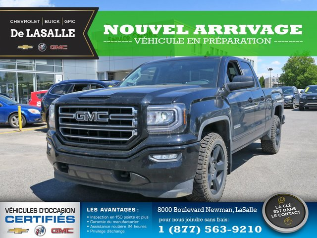 Gmc Sierra 1500 Elevation 4WD 2017