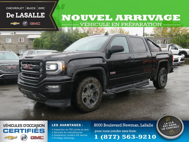 Gmc Sierra 1500 SLT ALL TERRAIN X 6.2 L 2017