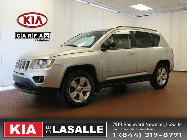 Jeep Compass North // 4 X 4 // Cruise // A/C // Gr. Electr 2011