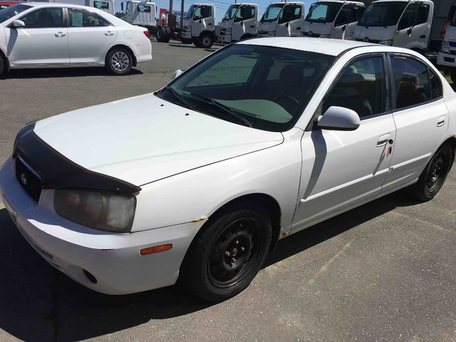 Hyundai Elantra AUTOMATIQUE 2003