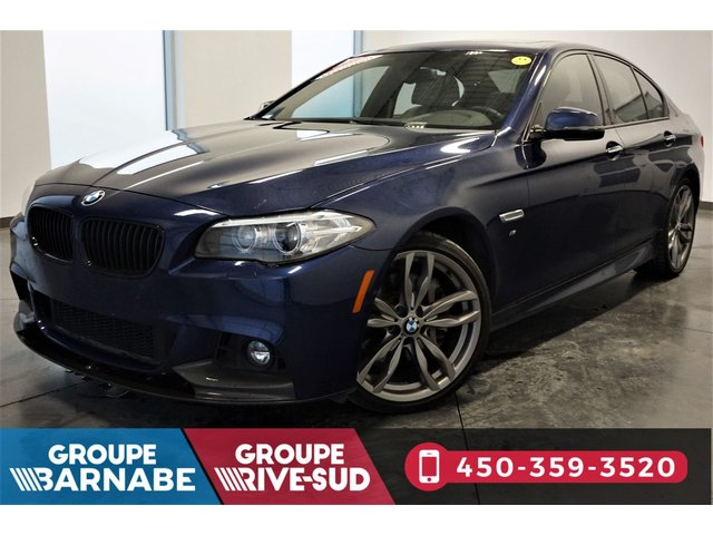 BMW 5 Series 535i M PACK+XDRIVE+MAGS+NAVIGATION+TOIT 2015