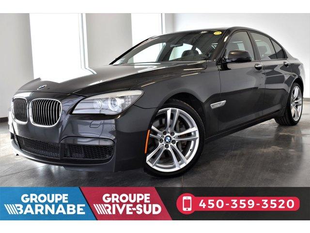 BMW 750i xDrive 750I XDrive**M PACKAGE**TRÈS RARE** 2012