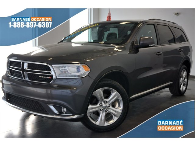 Dodge Durango LIMITED AWD + CUIR + TOIT + 7 PASSAGERS ++ 2014