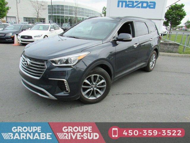 Hyundai Santa Fe XL XL CAMERA DE RECUL BLUETOOTH SIÉGE CHAUFFANT 2018