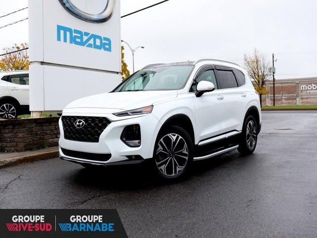 Hyundai Santa Fe **ULTIMATE CUIR + TOIT PANORAMIQUE + CAMERA 3 2019