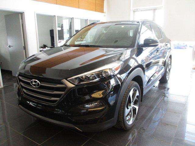 Hyundai Tucson LIMITED CUIR TOIT PANO GPS 2016