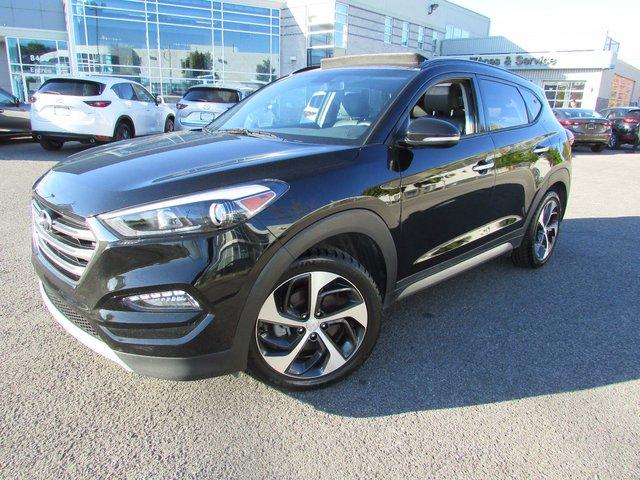Hyundai Tucson SE***AWD+CUIT +TOIT+CAMÉRA DE RECUL 2017