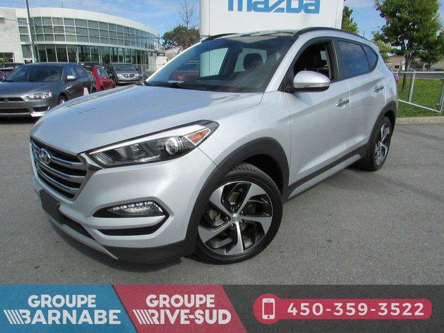 Hyundai Tucson *SE AWD+1.6 TURBO+TOIT PANORAMIQUE+CUIR+BLUET 2017