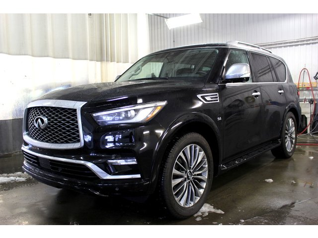 Infiniti QX80 TECH || NAVIGATION || 7 PASSAGERS 2018