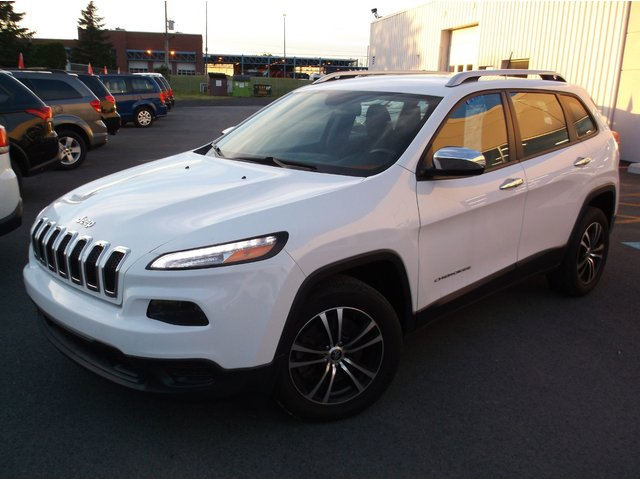 Jeep Cherokee Sport BLUETOOTH MAGS ENSEMBLE TEMPS FROID 2015