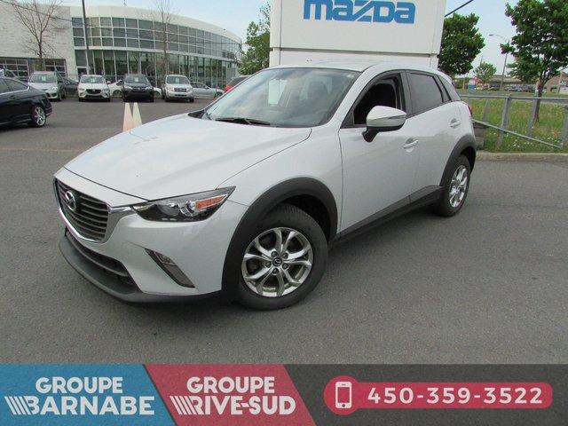 Mazda CX-3 ***GS AWD GPS SIEGE CHAUFFANT BLUETOOTH *** 2016