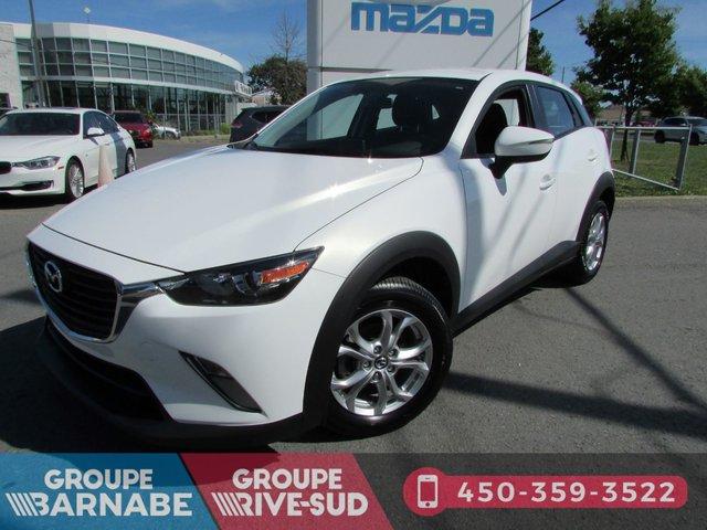 Mazda CX-3 GS SIÈGES CHAUFFANT CAMÉRA DE REUCL 2017