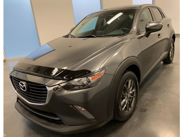 Mazda CX-3 GS LUXE AWD +CUIR+TOIT+CAMERA + 2018