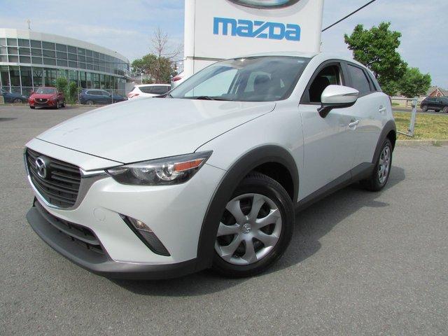 Mazda CX-3 **GX BLUETOOTH+CAMERA DE RECUL+AIR CLIMATISÉ* 2019