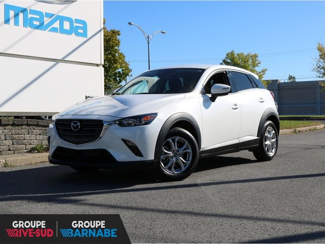 Mazda CX-3 GS AWD CAMERA DE RECUL + BLUETOOTH + AIR CLIM 2019