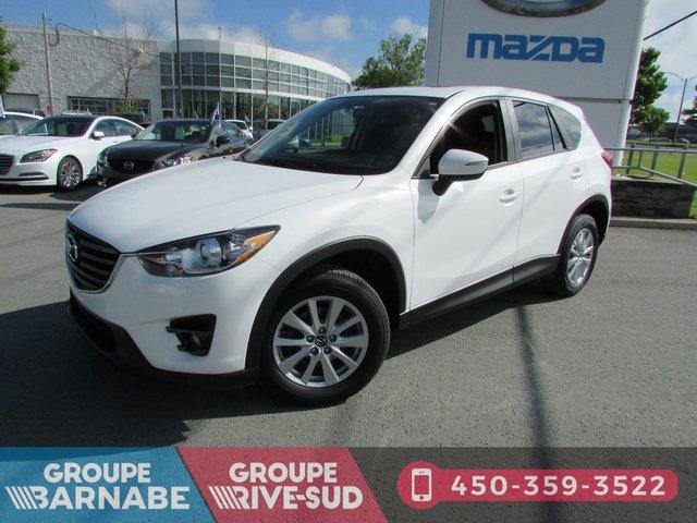 Mazda CX-5 ***GS AWD A/C GPS BLUETOOTH CAMERA DE RECUL * 2016