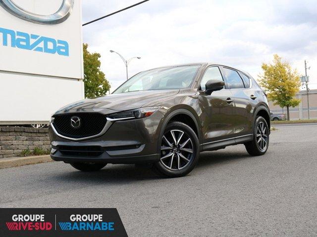 Mazda CX-5 ** GT AWD TOIT OUVRANT+CUIR+GPS+CAMERA DE REC 2017