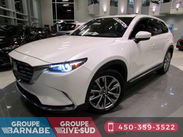 Mazda CX-9 GT AWD PNEU ÉTÉ ET HIVER GRATUITTOIT OUVRANT+ 2018