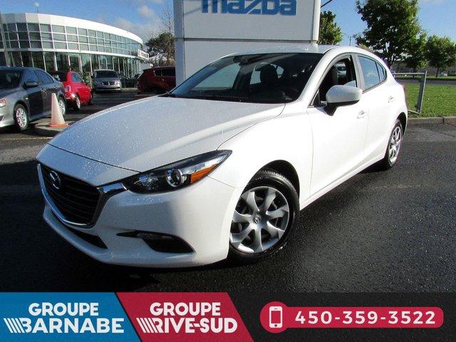 Mazda Mazda3 Sport GX BLUETOOTH+RÉGULATEUR DE VITESSE+CAMERA DE  2018