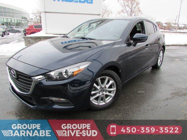 Mazda Mazda3 Sport ***GS CAMERA DE RECUL+SIÈGE CHAUFFANT+BLUETOO 2018