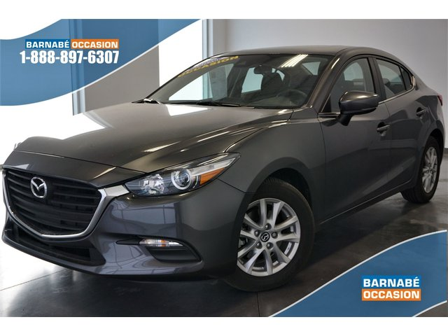 Mazda Mazda3 GS TOIT-OUVRANT GARANTIE PROLONGEE PEM 2017