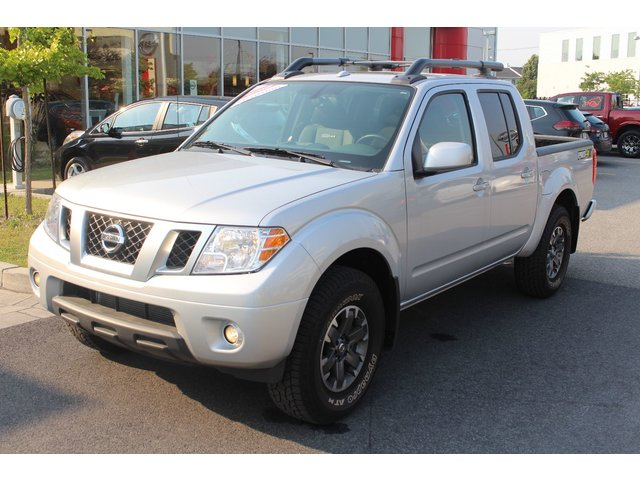 Nissan Frontier PRO 4X+TOIT+MAGS+CUIR 2017