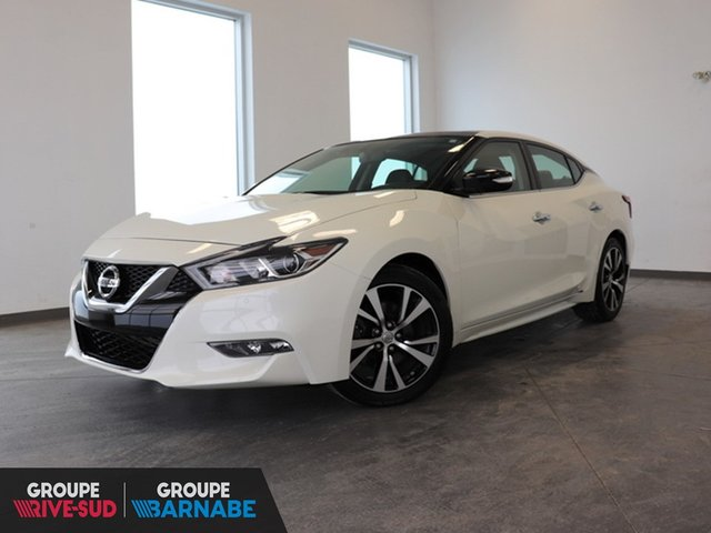 Nissan Maxima SL CUIR    TOIT OUVRANT    MAGS    NAVIGATION 2018