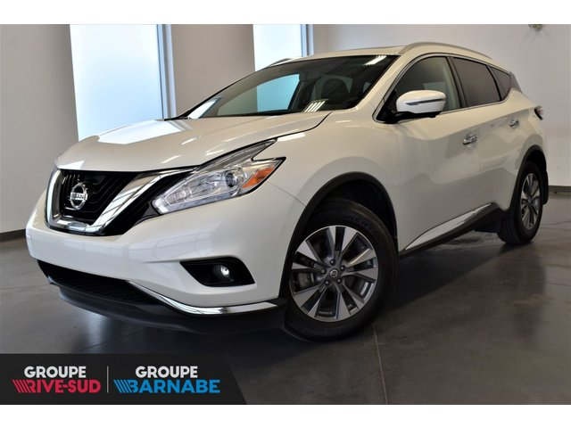 Nissan Murano SL 4WD || TOIT PANORAMIQUE || NAVIGATION || C 2017