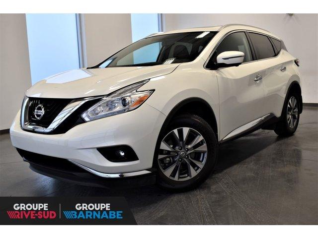 Nissan Murano SL AWD // GPS // TOIT PANO // CAM 360 // 2017