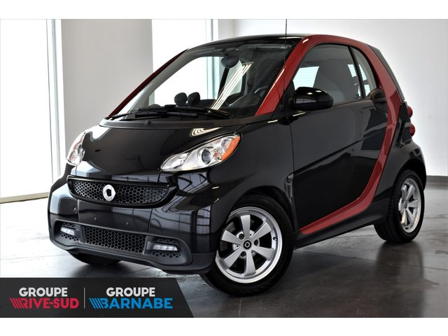 Smart Fortwo PASSION   MAGS+ FOGS +SIEGES CHAUFF 2015