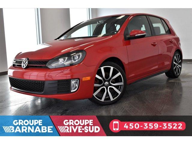 Volkswagen Golf GTI ****GTI DSG CUIR TOIT OUVRANT GPS APR STAGE 1 2013