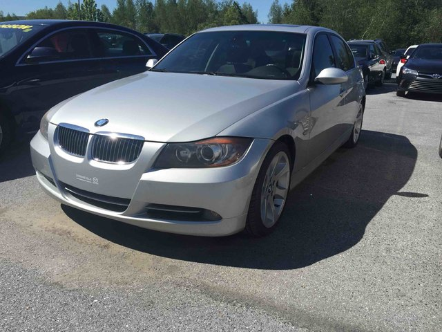 BMW 3 Series 335i 2007