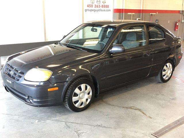 Hyundai Accent GS TEL QUEL 2006