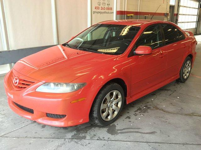 Mazda Mazda6 GT 2005