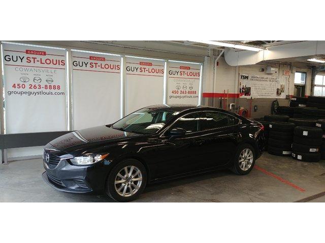 Honda St Constant >> Mazda Mazda6 2015 d'occasion à vendre chez HYUNDAI ST-CONSTANT