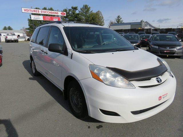 toyota sienna 2006 d 39 occasion vendre chez lallier automobile montreal inc. Black Bedroom Furniture Sets. Home Design Ideas