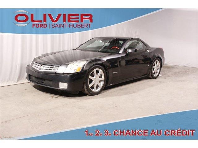 Cadillac XLR V8 CONVERTIBLE CUIR NAV+CAM MAGS 2006