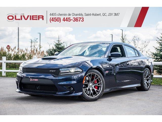 Dodge Charger SRT 392 ROUE 20 PO MAGS CUIR CAMÉRA NAV  TOIT 2017