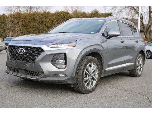 Hyundai Santa Fe PREFERED-AWD-BLUETOOTH-CAMÉRA-A/C-CRUZ 2019
