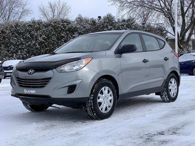 Hyundai Tucson L MANUEL TRES RARE A QUI LA CHANCE 2013