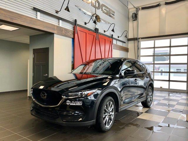 Mazda CX-5 Signature AWD, BLUETOOTH, TOIT OUVRANT, GPS 2019