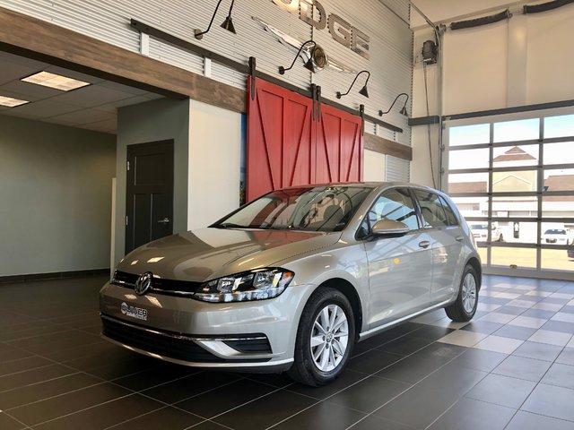 Volkswagen Golf Sièges chauffants et électriques 2019