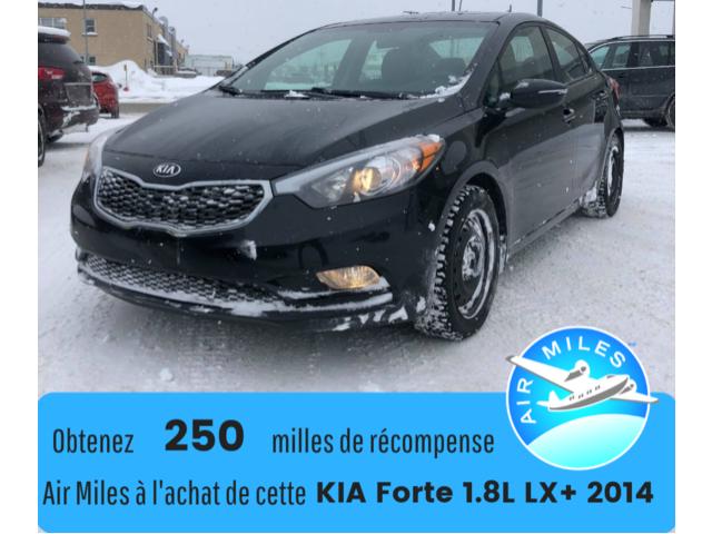 Kia Forte 1.8L LX+*Bancs chauffants*Toit panoramique*BT 2014